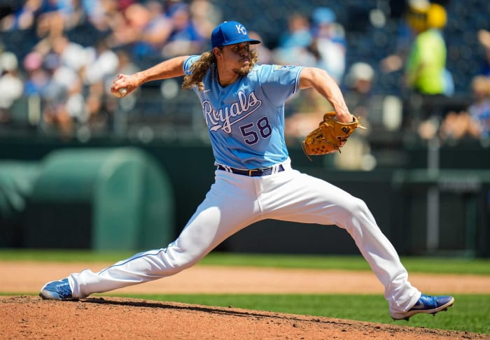 Kansas City Royals: Scott Barlow, RP