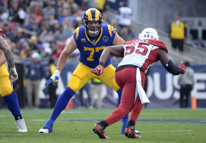 Los Angeles Rams: Offensive Line