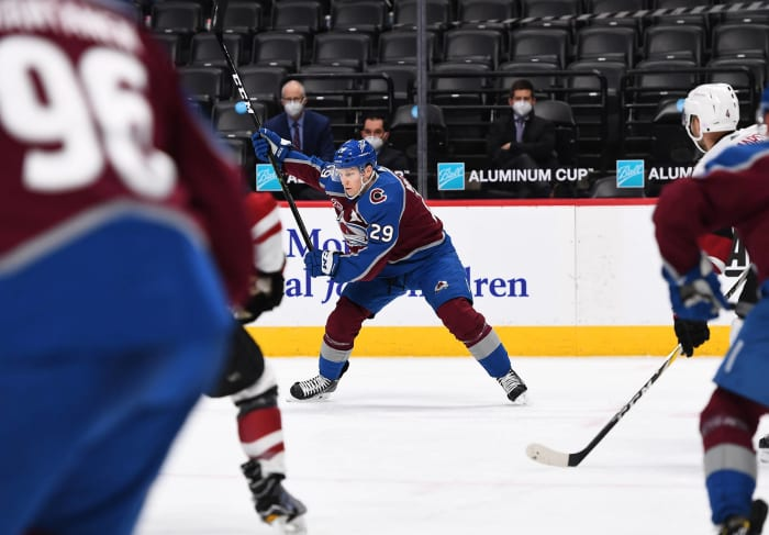 Colorado Avalanche: Contender