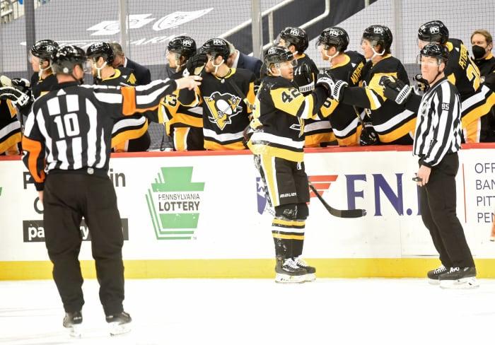 Kasperi Kapanen, Pittsburgh Penguins