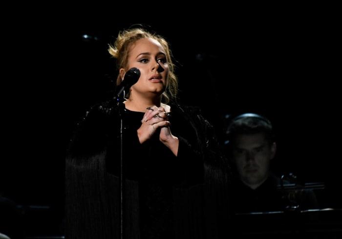 """""""Make you feel My Love,"""" Adele (2008)"""