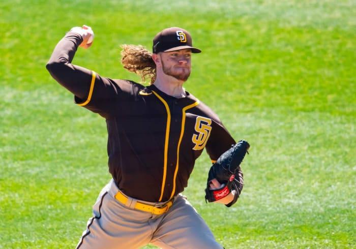 San Diego Padres: Chris Paddack, SP