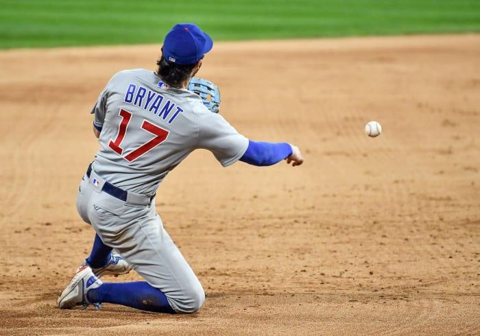 Chicago Cubs: Kris Bryant
