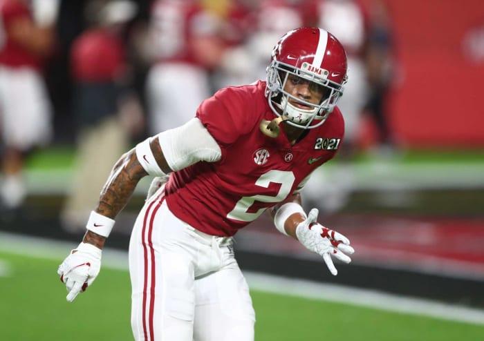 Alabama CB Patrick Surtain II | Comp: Jalen Ramsey