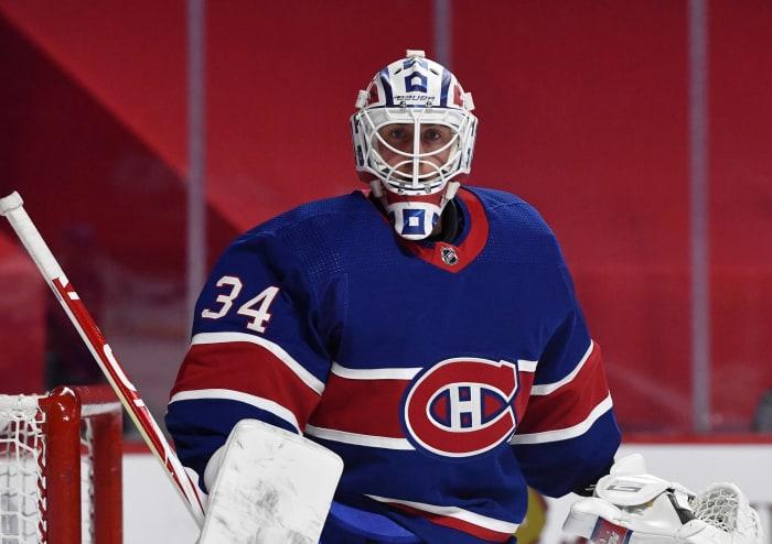 Jake Allen, Montreal Canadiens