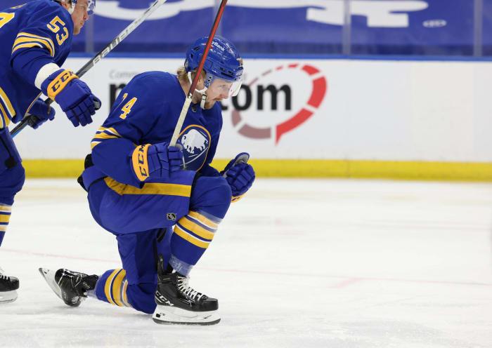 Forward: Rasmus Asplund (Buffalo Sabres)