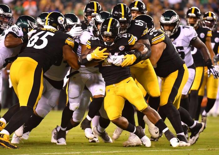 Pittsburgh Steelers Weakness: Offensive Line