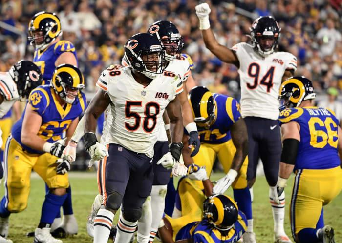 Chicago Bears: Roquan Smith