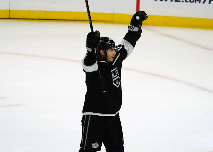 Would the Kings move Dustin Brown?