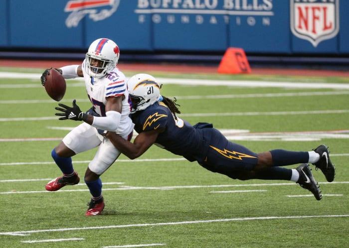 Buffalo Bills: Tre'Davious White, CB