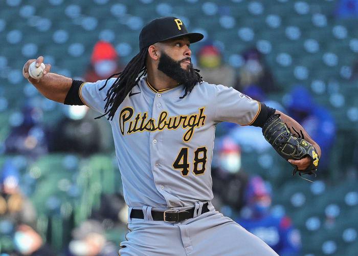 Richard Rodriguez, RP  Pittsburgh Pirates