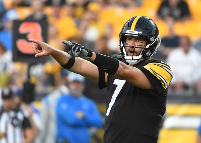 Ben Roethlisberger, QB, Steelers