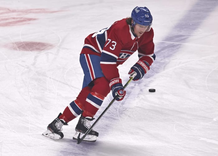 Tyler Toffoli, Montreal Canadiens