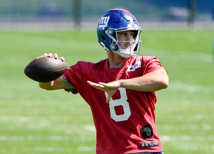 New York Giants: Daniel Jones, QB