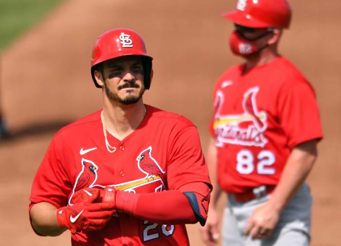 St. Louis Cardinals +2500