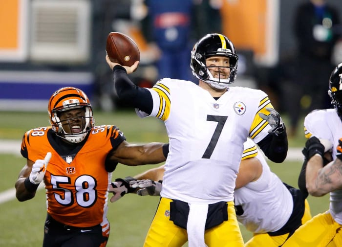 Pittsburgh Steelers: Can Ben Roethlisberger turn around his play?