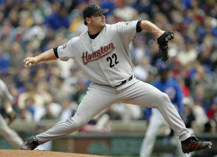 Clemens climbs to second on the strikeout list and wins another Cy Young