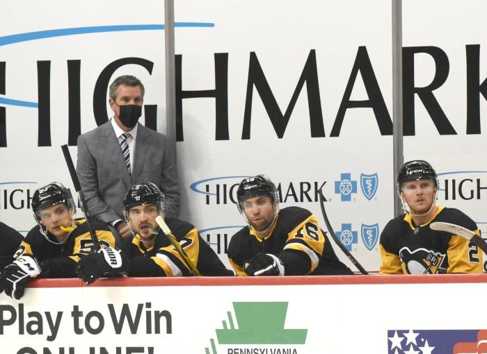 Jack Adams Award: Mike Sullivan, Pittsburgh Penguins