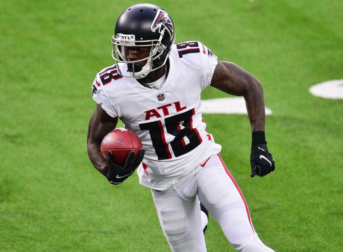 Atlanta Falcons: Calvin Ridley, WR