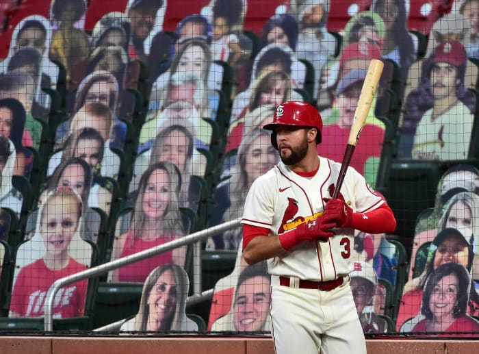 St. Louis Cardinals: Dylan Carlson, NL Rookie of the Year