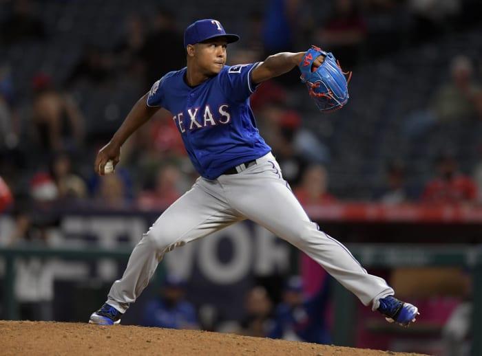 Jose Leclerc, RP Texas Rangers