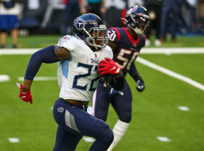 Tennessee Titans: Derrick Henry, RB
