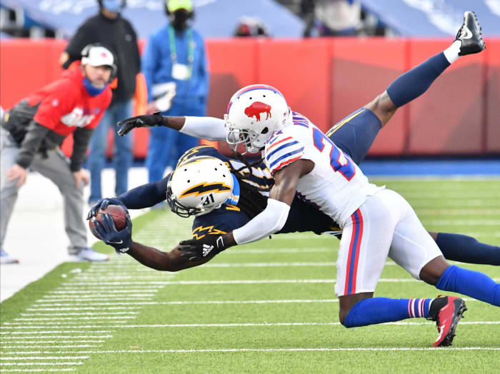 Buffalo Bills: Cornerback