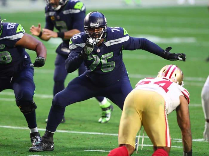 Duane Brown, LT, Seahawks