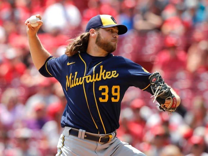 Milwaukee Brewers: Corbin Burnes, SP