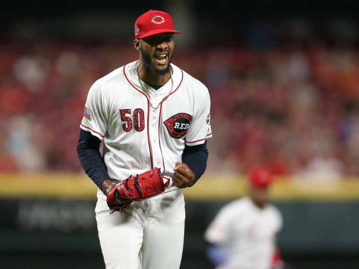 Cincinnati Reds: Amir Garrett