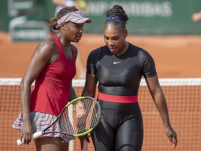 Tokyo no go for Williams sisters