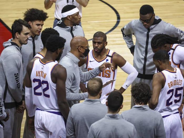 Phoenix Suns: Usman Garuba, Spain