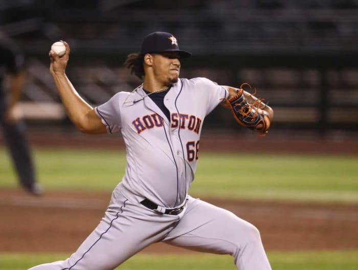 Houston Astros: Bryan Abreu, RP