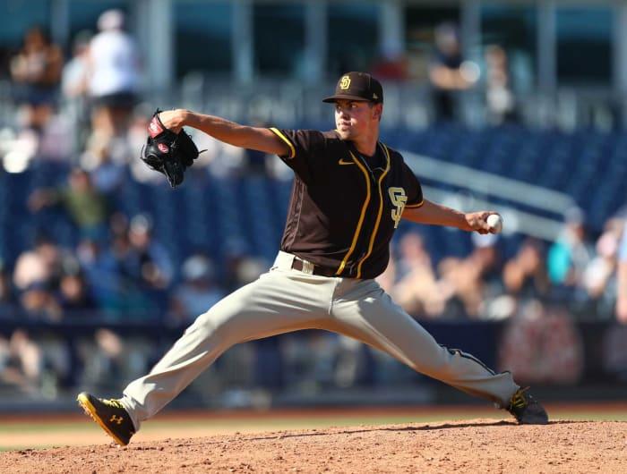 San Diego Padres: MacKenzie Gore, SP