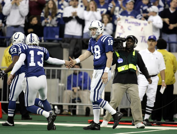 Manning breaks the touchdown record, wins second MVP