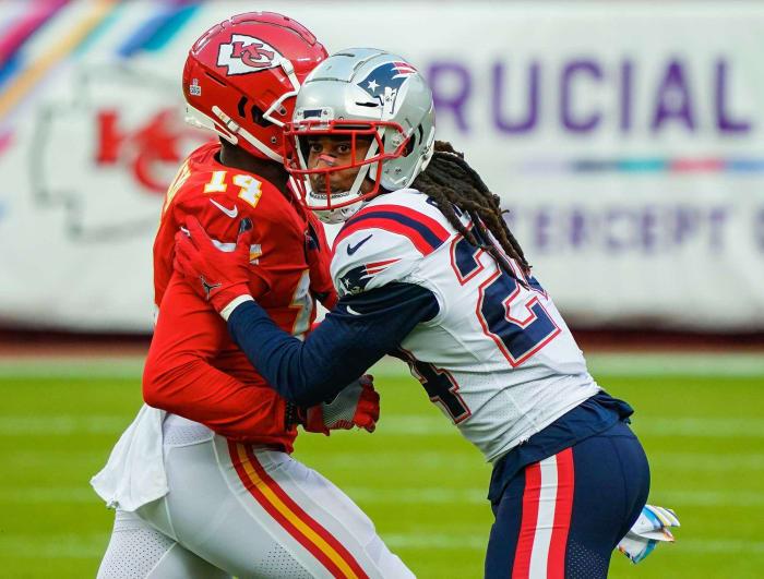 Stephon Gilmore, CB, Patriots