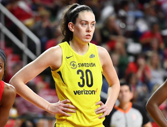 Breanna Stewart (women's basketball)