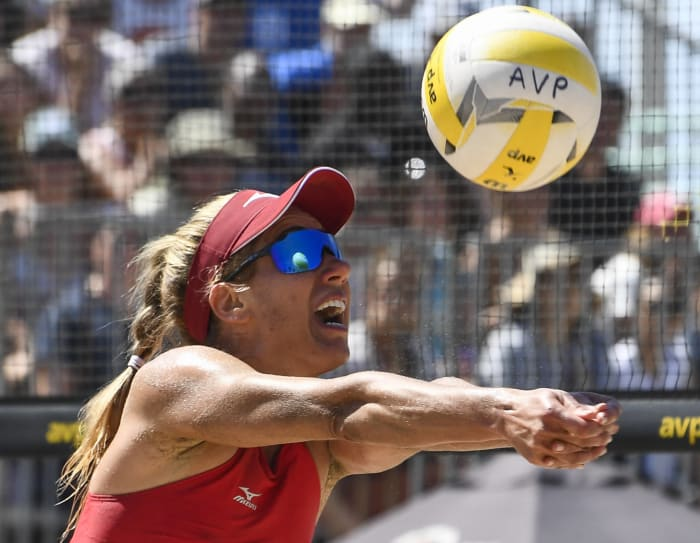 April Ross (women's beach volleyball)