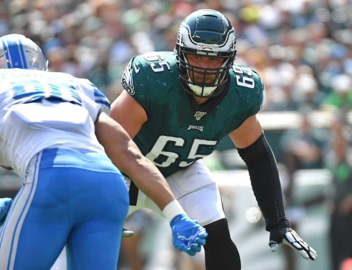 Philadelphia Eagles Strength: Offensive Line
