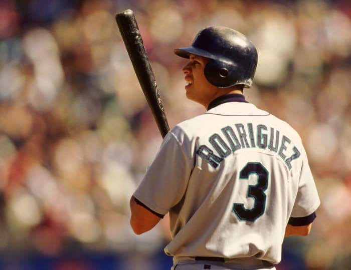 Alex Rodriguez, 1998