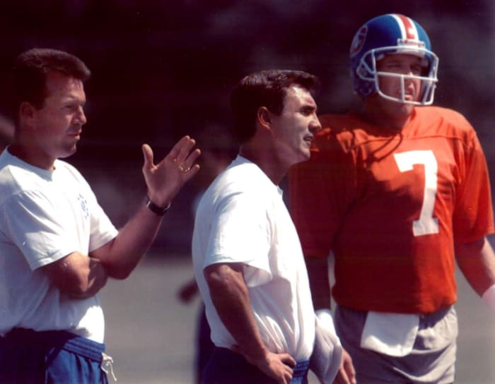 Elway-Mike Shanahan reunion reshapes franchise