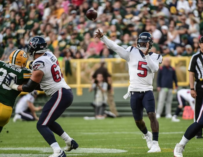 Houston Texans Weakness: Everything Else
