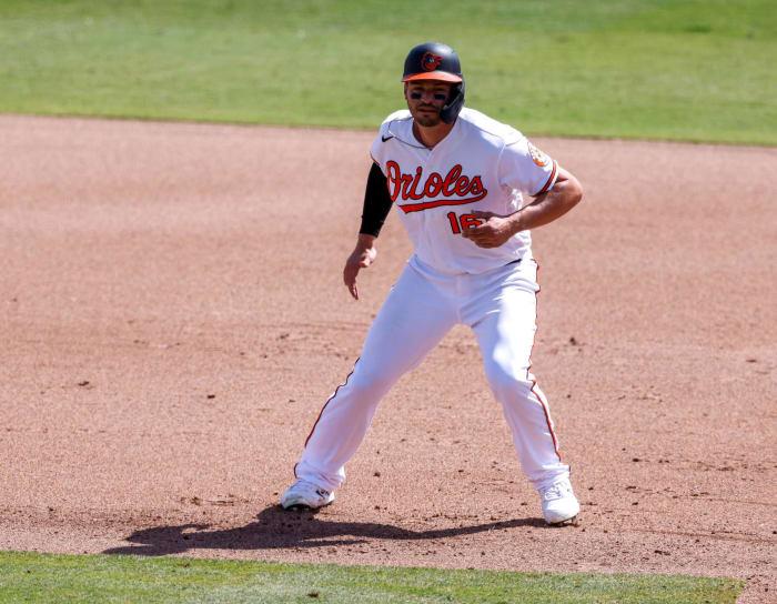 Baltimore Orioles: Trey Mancini, AL Comeback Player of the Year