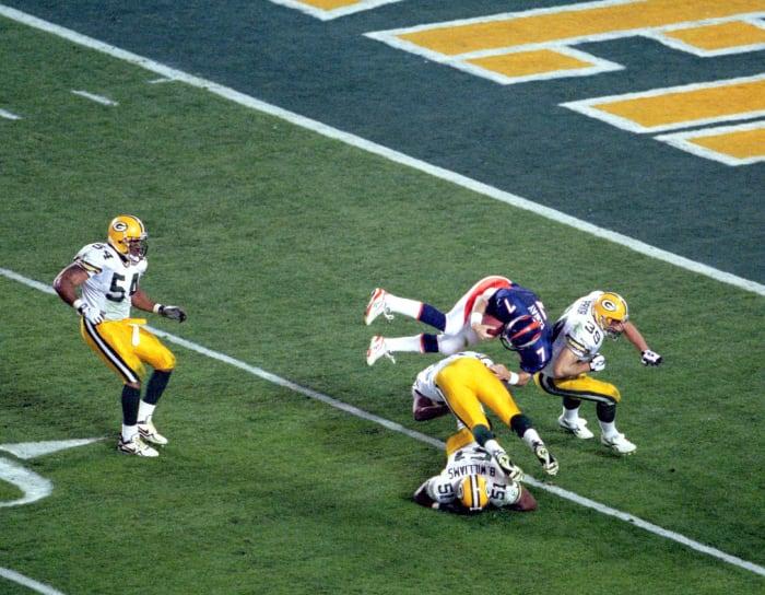 Elway's defining 8 yards