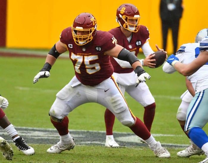 Washington Football Team Weakness: Offensive Line