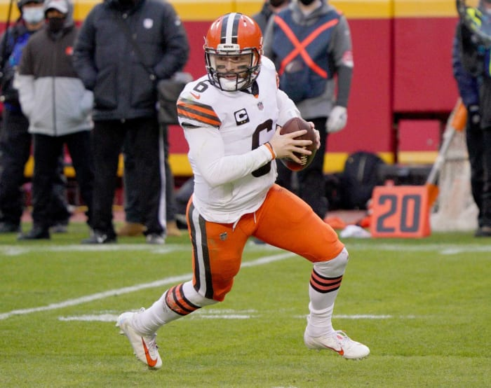 Cleveland Browns Weakness: Quarterback