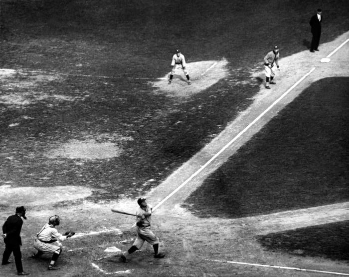 The first 50-homer season