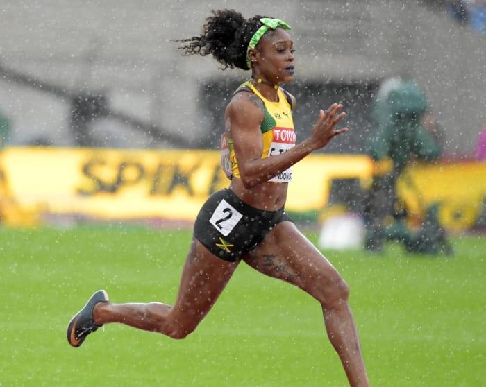 Elaine Thompson-Herah, Jamaica