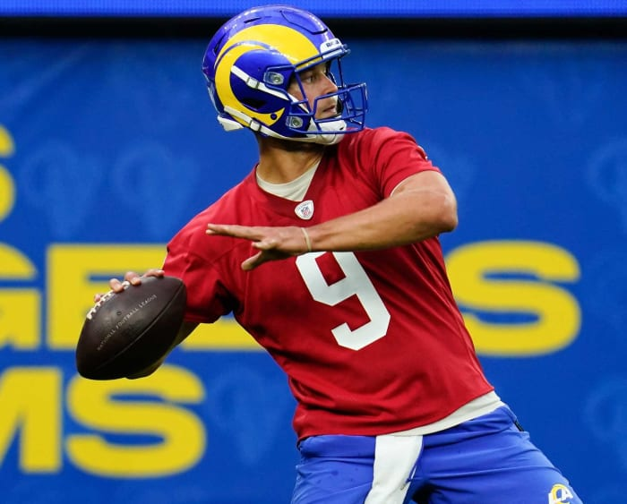 Los Angeles Rams Strength: Passing Game