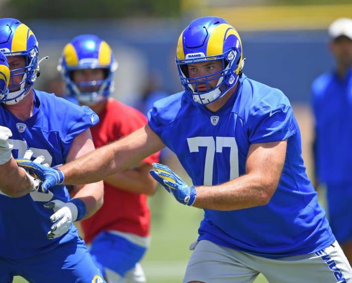 Andrew Whitworth, LT, Rams